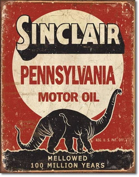 Sinclair Pennsylvania Motor Oil
