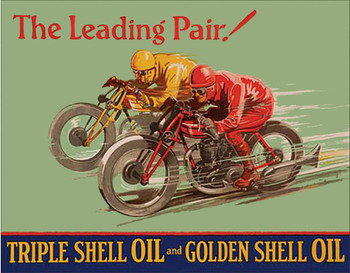 Winning Pair Shell Motor Oil (DISC)