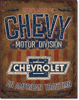Chevy Motor Division American Tradition