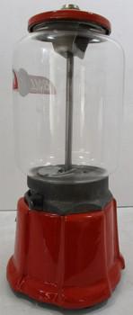 Northwestern Model 33 Gum Ball Circa 1930's Orange Porcelain
