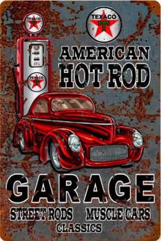 American Hot Rod Garage Texaco