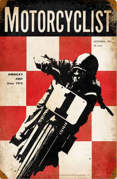 Motorcyclist Nov 1961
