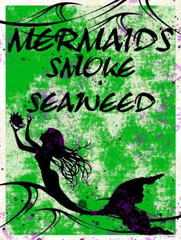 Mermaids Smoke Seaweed (Green)