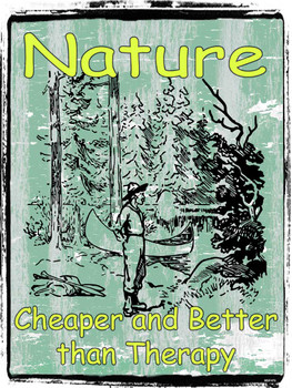 Nature Better than Therapy MSF470