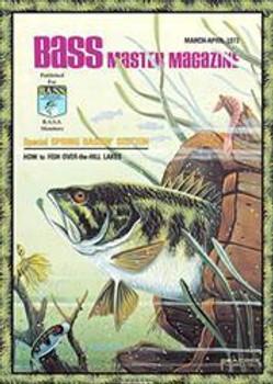 Bass Master Fish in Barrel Metal Sign