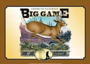 Big Game Deer