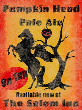 Pumpkin Head Pale Ale