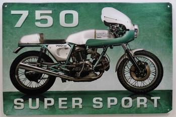 Ducati Super Sport 750