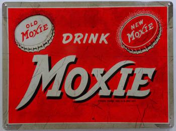 Drink Moxie
