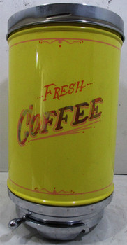 Coffee Grind Dispenser Wall Mount circa 1950's ( restored )