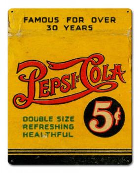 Pepsi Cola Refreshing