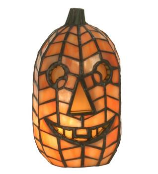 "8.5""H Jack O'Lantern Accent Lamp"