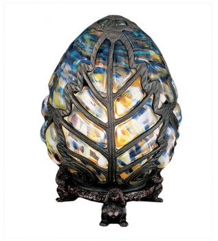 Dragon Egg Stain Glass