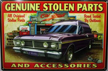 Genuine Stolen Parts & Accessories ( Disc )