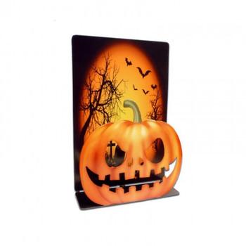 Jack-O-Lantern Pumpkin Halloween Tea Light Topper