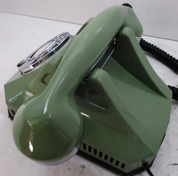 Antique Vintage Automatic Electric Model 40 NILE GREEN Circa 1940