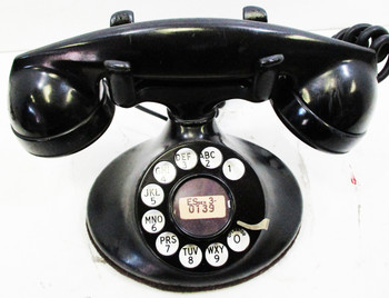 1930'S Western Electric Model #202 Oval Base ( Restored & Operational )