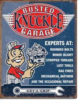 Busted Knuckle-Experts At: