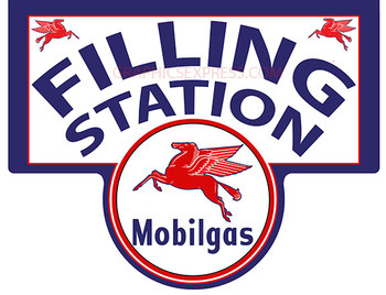 MOBILGAS FILLING STATION