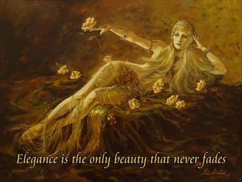 Elegant Diva by Lee Dubin