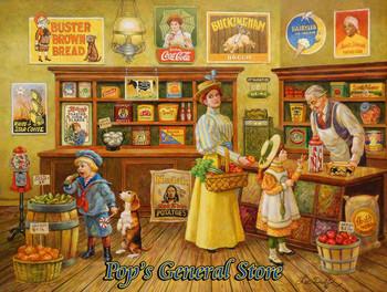 Pop's General Store by Lee Dubin