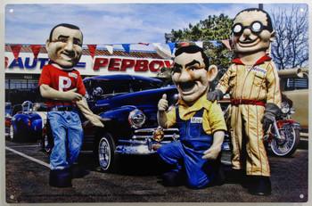 The Pepboys
