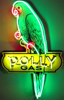 Polly Parrot Gas Neon