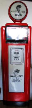 Fiberglass Computer Face Wall Mount Gas Pump with TV DVD Player (video)