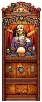 Mystic Mirror Fortune Teller