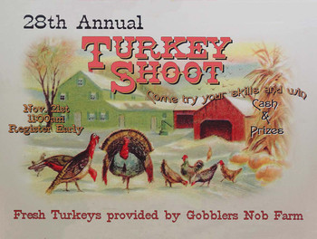 28th Annual Turkey Shoot