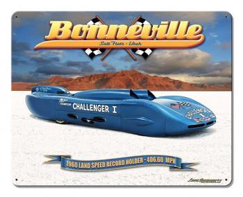1960 Challenger I Bonneville Salt Flats