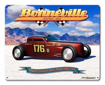 176 Speed Coupe Bonneville Salt Flats