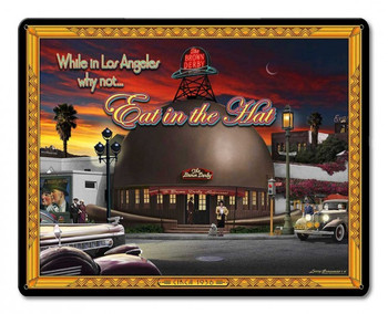 The Brown Derby Eat in the Hat