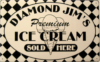 Diamond Jim's Ice Cream