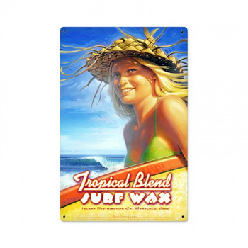 Tropical Blend Surf Wax