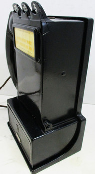 Original Gray Pay Station / Telephone w/ Handset Model 23D