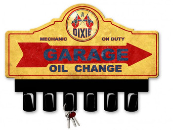 Dixie Gasoline Key Rack