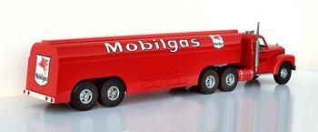 Smith Miller Mobilgas Tanker Truck