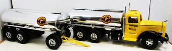 Smith Miller Signal Gasoline Dual Tanker