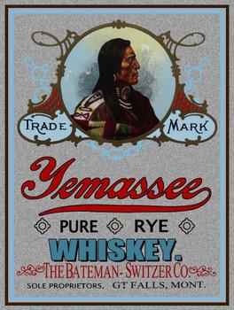 Yemassee Whiskey