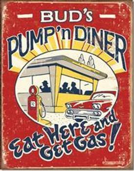 Pump 'n Diner (DISC)