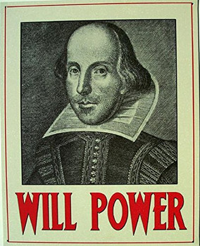 Will Power Metal Sign