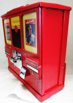 Premiere 1c Gum & Card Dispenser Circa 1950's