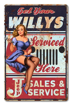 Get Your Willys Serviced Here