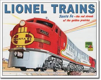 Lionel Trains Santa Fe