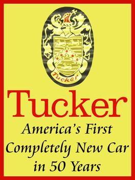 Tucker Motor Car Company Seal