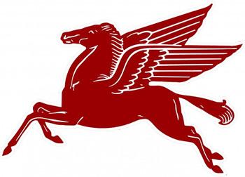 Mobil Pegasus Plasma (Large)