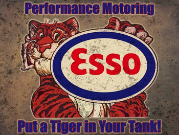 Esso Performance Motoring