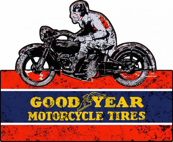 Good Year Motorcycle Tires