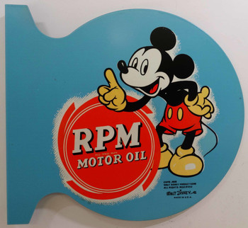 Mickey Mouse RPM Motor Oil